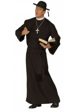Priest / Vicar Deluxe Costume (3230)